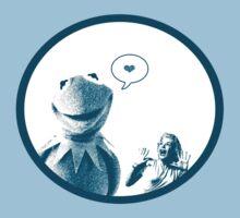 Kermit in Love Kids Clothes