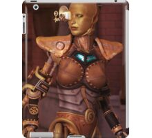 Steampunk Android iPad Case/Skin