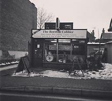 The Beeston Cobbler by Robert Steadman