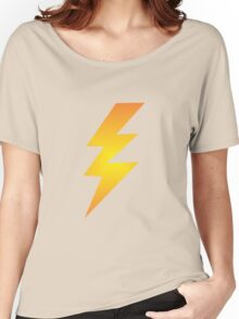 Lightning Bolt Women's Relaxed Fit T-Shirt