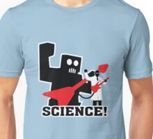 Science, With Guitars Unisex T-Shirt