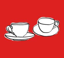 Two Tea Cups by adrienne75