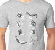 Botanica Letters | Mint Unisex T-Shirt