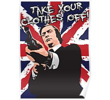 Take Your Clothes Off! Poster