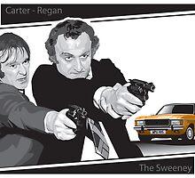The Sweeney by Tom Fulep