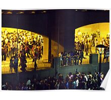 New Year's Eve - Crowd Poster