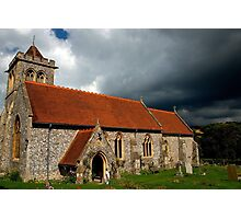 St Michael and All Angels Parish Church Photographic Print