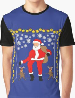 Christmas Eve Bling  Graphic T-Shirt