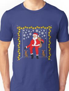 Christmas Eve Bling  Unisex T-Shirt