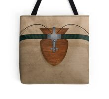 Bike Hunter Tote Bag