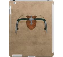 Bike Hunter iPad Case/Skin