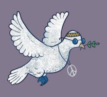 The Hippie Dove Kids Tee