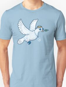 The Hippie Dove T-Shirt