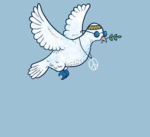 The Hippie Dove Unisex T-Shirt