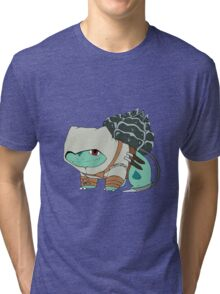 Poke'Sassin - Altiar Full Colored Tri-blend T-Shirt