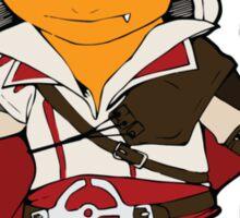 Poke'Sassins - Ezio Full Color Sticker