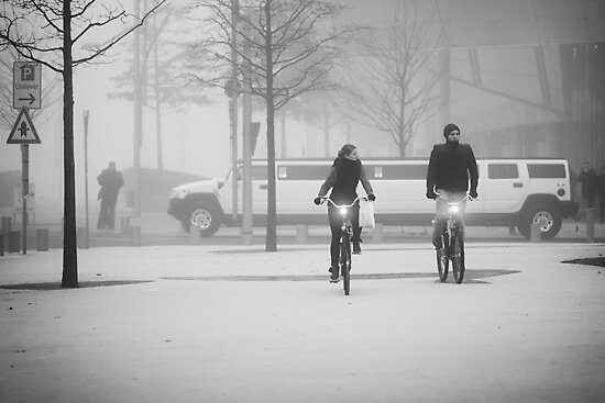 A foggy day #4 by smilyjay