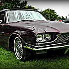66 Ford Thunderbird by BLAKSTEEL