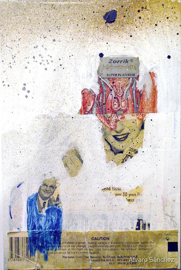 EL ABUSO GENTIL (the gentle abuse) by Alvaro Sánchez