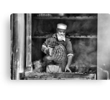 Afghanistan B&W Collection: HORBW0004 Canvas Print