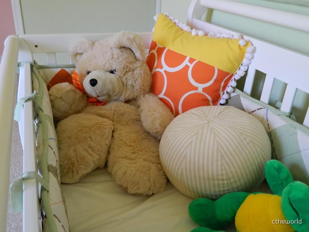Sleeping Teddy  ^ by ctheworld