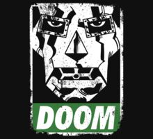 Obey DOOM by TeeKetch
