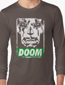 Obey DOOM Long Sleeve T-Shirt