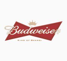 BUDWEISER WITH BOW TIE LOGO by Shannondean1981