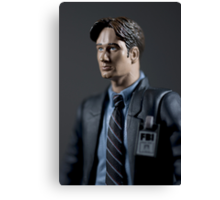Special Agent Fox Mulder Canvas Print