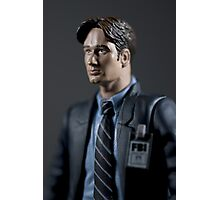 Special Agent Fox Mulder Photographic Print