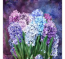 Hyacinth Bouquet 1 Photographic Print