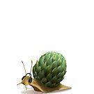 Snail DJ by MRMSTYLE