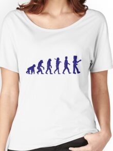 Robotic Evolution Women's Relaxed Fit T-Shirt