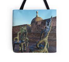 San Juan Chairs Tote Bag
