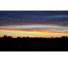 Sunset 5 Photographic Print