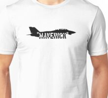 """Maverick"", Top Gun inspired Unisex T-Shirt"