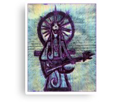 Ankh Cross Canvas Print