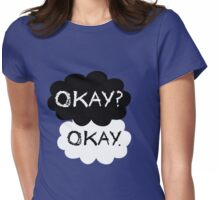 Maybe Okay will be our always T-shirt Womens Fitted T-Shirt