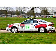 Toyota Celica Turbo 4WD Photographic Print