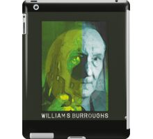 Eternal William S. Burroughs  iPad Case/Skin