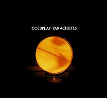 Coldplay - Parachutes album cover by mellycattt