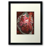 INNER CAVITY  Framed Print
