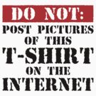 Do Not Internet by no-doubt