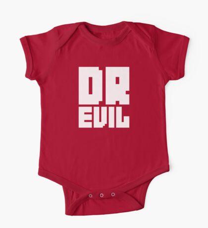 Dr. Evil One Piece - Short Sleeve