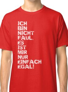 Faul Classic T-Shirt