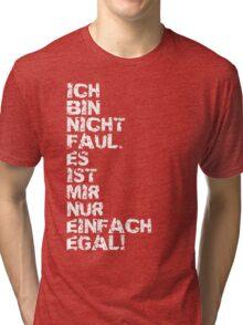 Faul Tri-blend T-Shirt