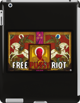 Free Pussy Riot Now by edend