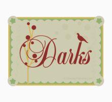 Here Birdie Laundry Label: Darks by David & Kristine Masterson