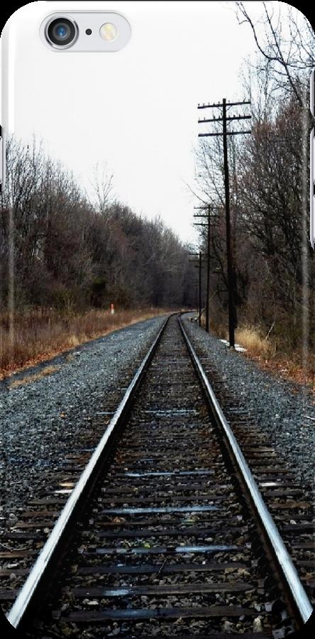 Train Tracks by SilentPoet210