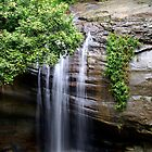 When it Rains - Buderim Falls by Barbara Burkhardt